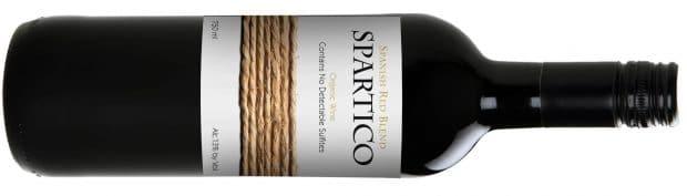 Top 8 Organic Wines Spartico