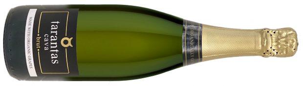 Tarantas Brut Cava 90 Point Organic Wine
