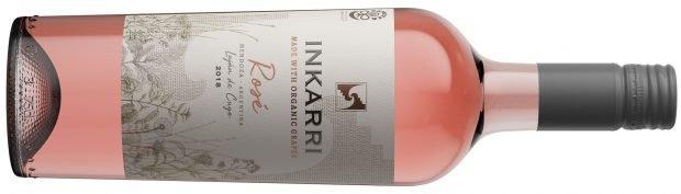 Inkarri Rosé Bottle
