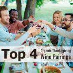 Four Organic Thanksgiving Wine Pairings