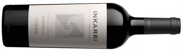 Inkarri Estate Bottled Bonarda Top Organic & Biodynamic Wines 2019