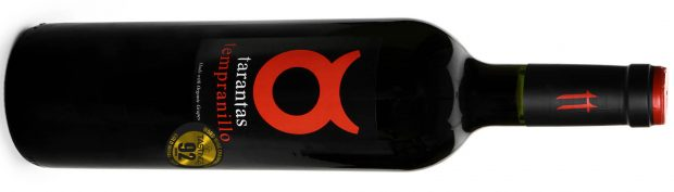 Tarantas Tempranillo Crianza Top Organic & Biodynamic Wines 2019