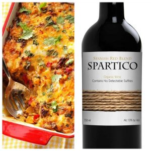 No sulfites addede Wine - Pairing