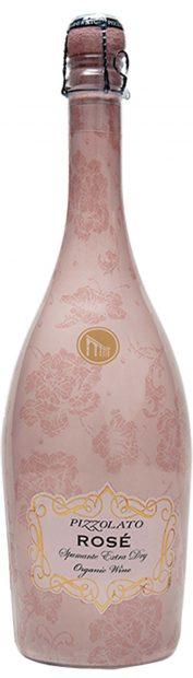 Pizzolato Sparkling Rosé Bottle