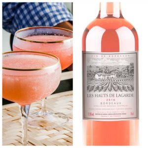 organic wine cocktails Frose