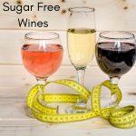 Sugar Free Wines
