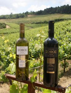 Sofos Organic Greek Wines
