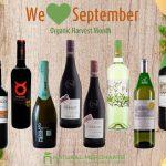 Organic Harvest Month Top 8 Organic Wines