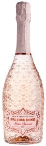 `Paloma Rose` MUSE Spumante Rose Secco