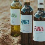 Eco-Friendly Organic Wine Labels