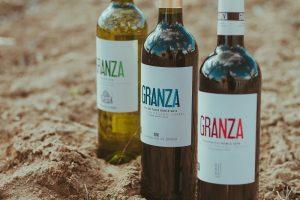Eco Organic wine labels