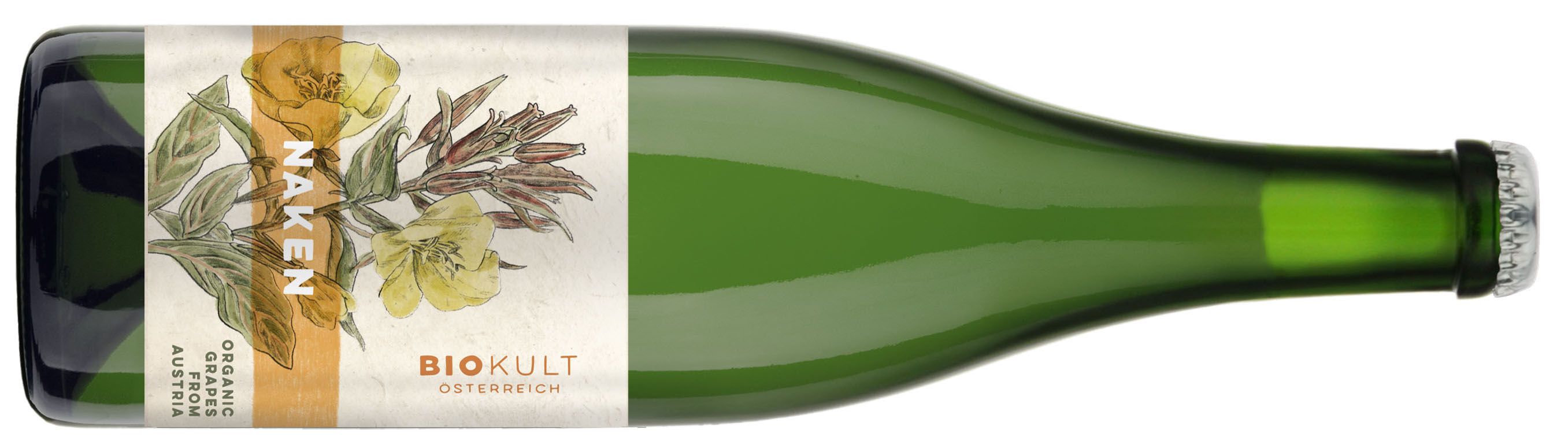 Best organic wines Biodynamic orange wine Naken