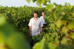 Johannas Lorenz wild vines organic Riesling
