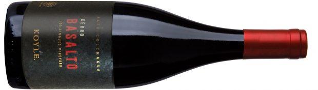90 point wines Koyle Cerro Basalto