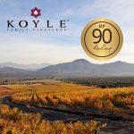 Koyle Chilean 90 Point Wines