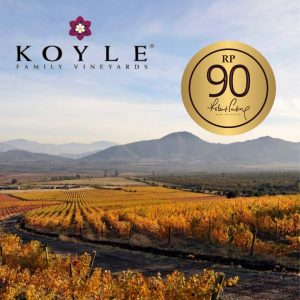 Koyle 90 Point Wines Robert Parker