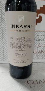 Inkarri Biodynamic Wine Label