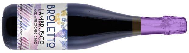 Broletto Lambrusco Bottle