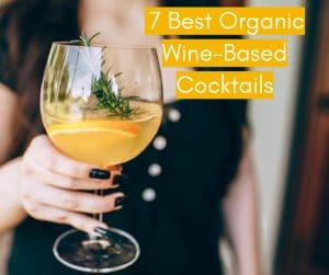 7 Best Organic Wine-Based Cocktails