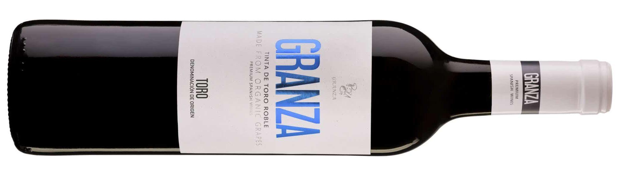 2016 Granza Tinta de Toro Best Organic Wines